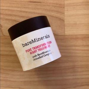 Bare Minerals Transformation Night Treatment